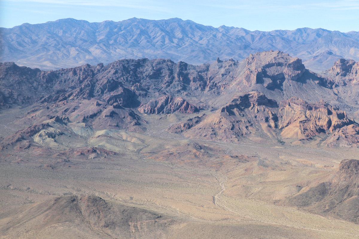 Highland Range Boulder City, Nevada