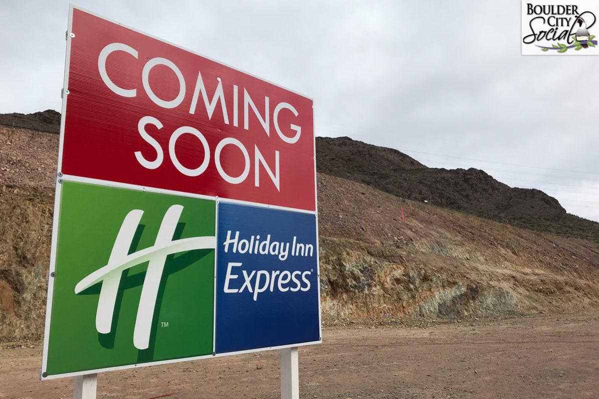 Holiday Inn Express Coming Soon Boulder City, NV