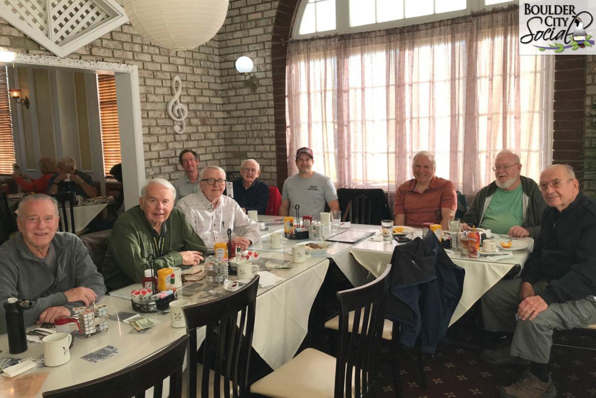 Romeo Breakfast Group Boulder City, Nevada