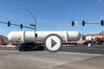 Tanker Video Boulder City, Nevada