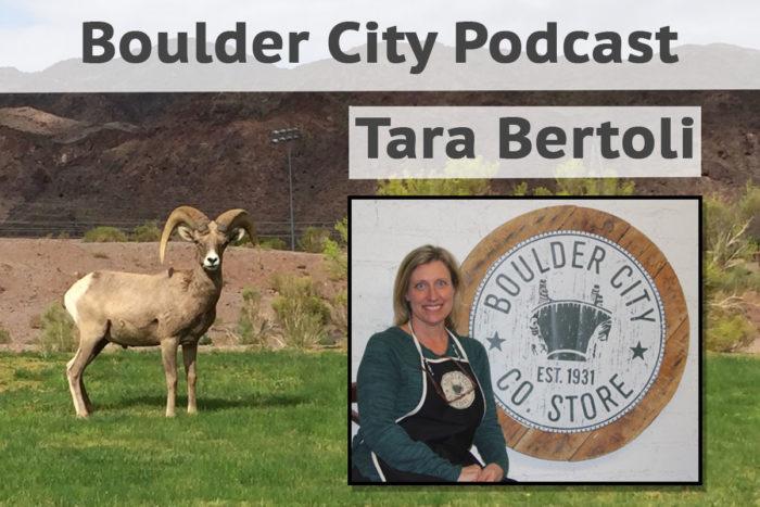 Podcast Tara Bertoli Boulder City, Nevada