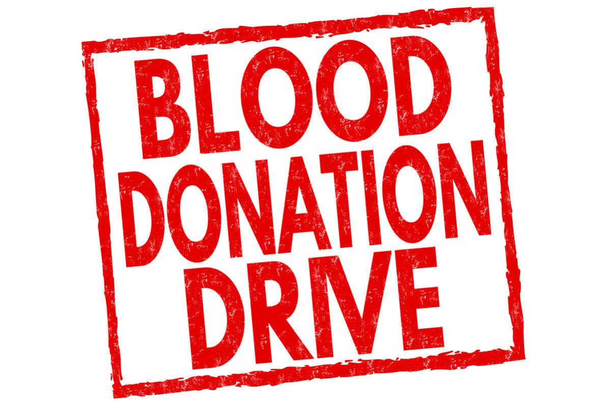 Blood Drive Boulder City, Nevada