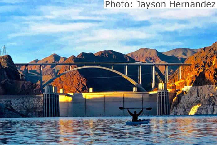 Fan Photo Boulder City, Nevada