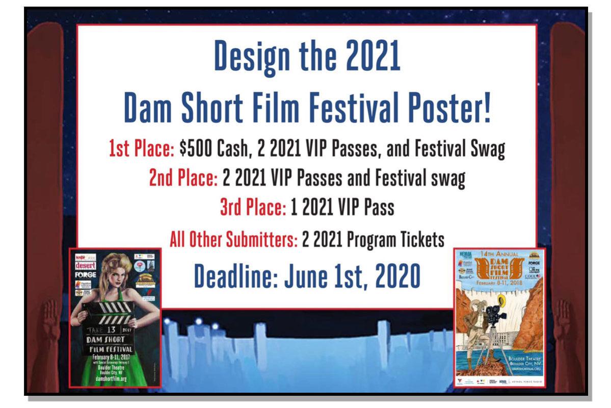 DSFF Poster Contest Boulder City, NV