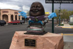 Fan Photo Marion Hoekenga Boulder City, Nevada