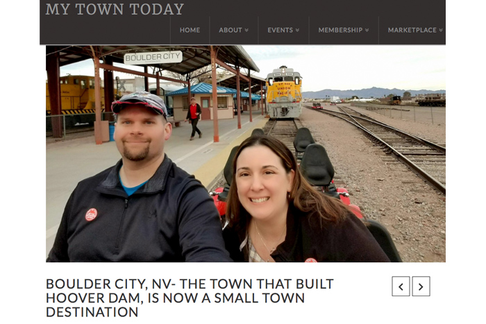 My Town Blog Article Boulder City, Nevada