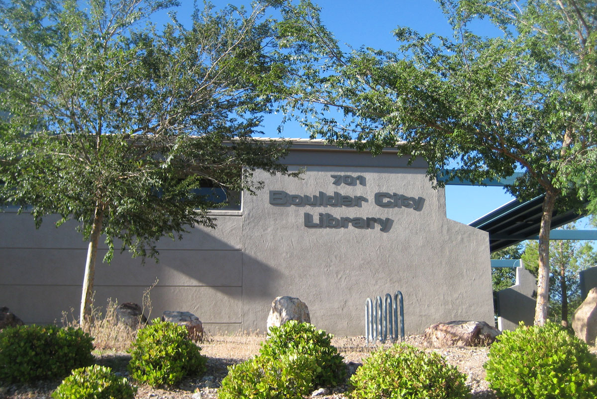 Boulder City, NVLibrary Curbside Reopening