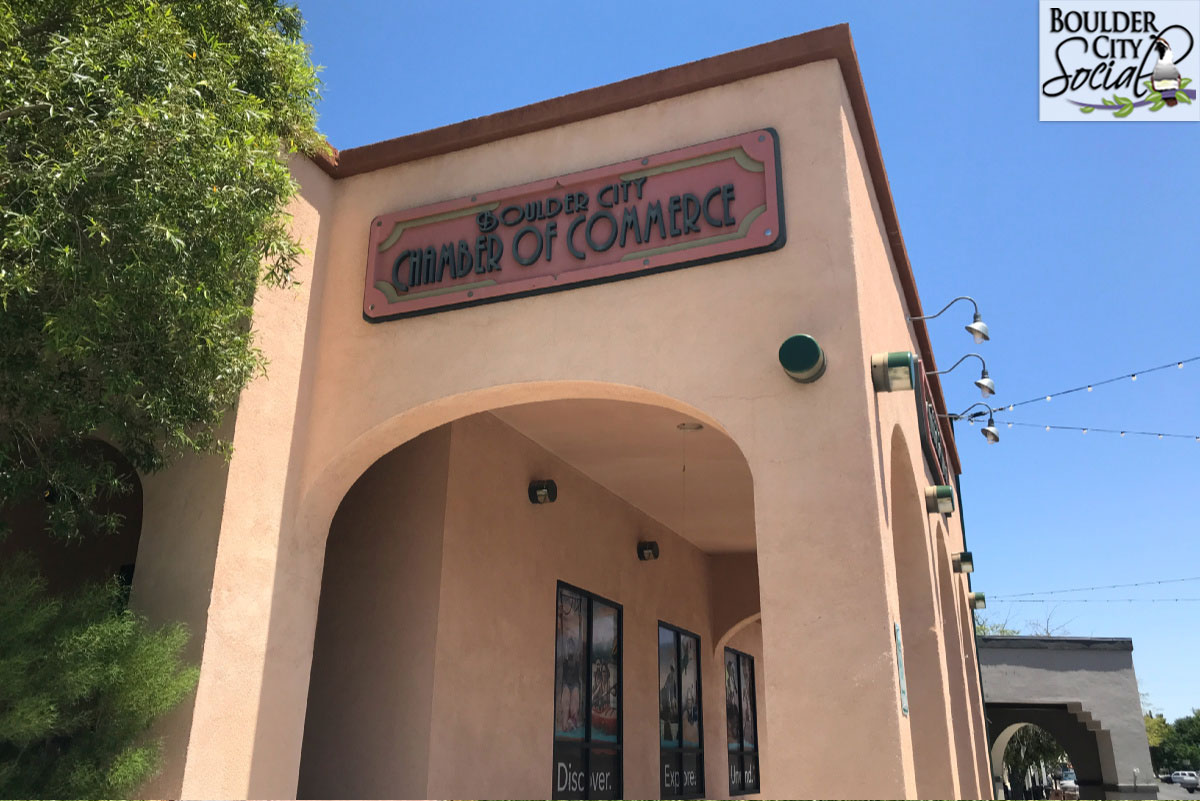 Chamber Of Commerce Move Boulder City, NV