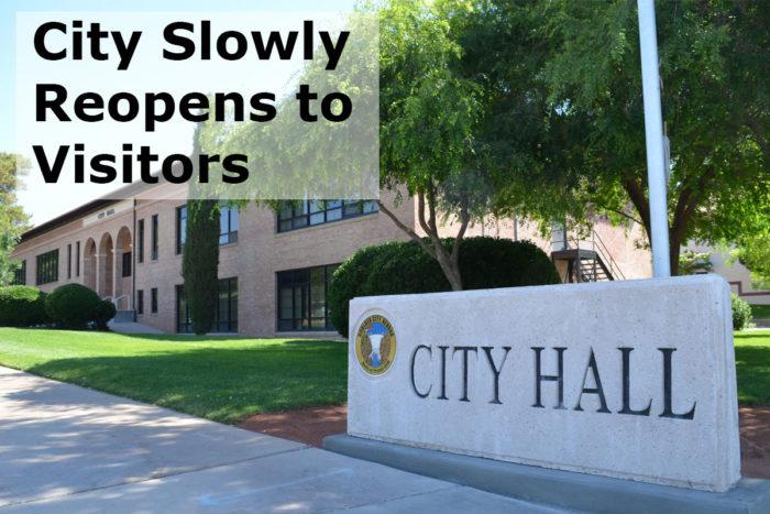 City Reopens By Appt Boulder City, NV