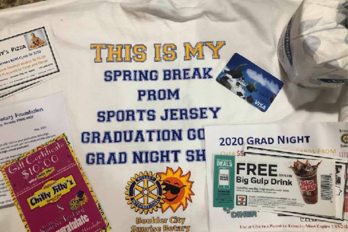 Grad Night 2020 Boulder City, Nevada
