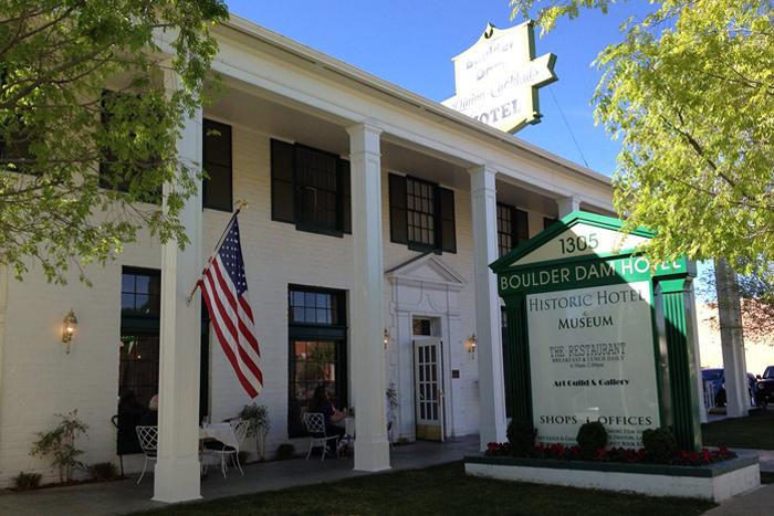 Hotel Museum Reopen Boulder City, NV