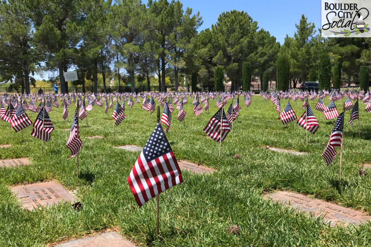 Memorial Day Vets Park 2020 Boulder City, Nevada