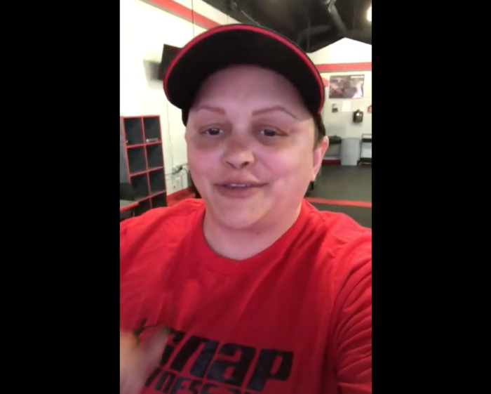 Snap Fitness Reopening Video Boulder City, NV