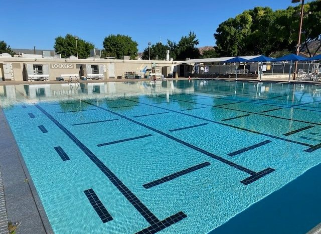 Boulder City, Nevada Pool Reopens Today