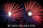 Be Safe July 4th Boulder City, Nevada