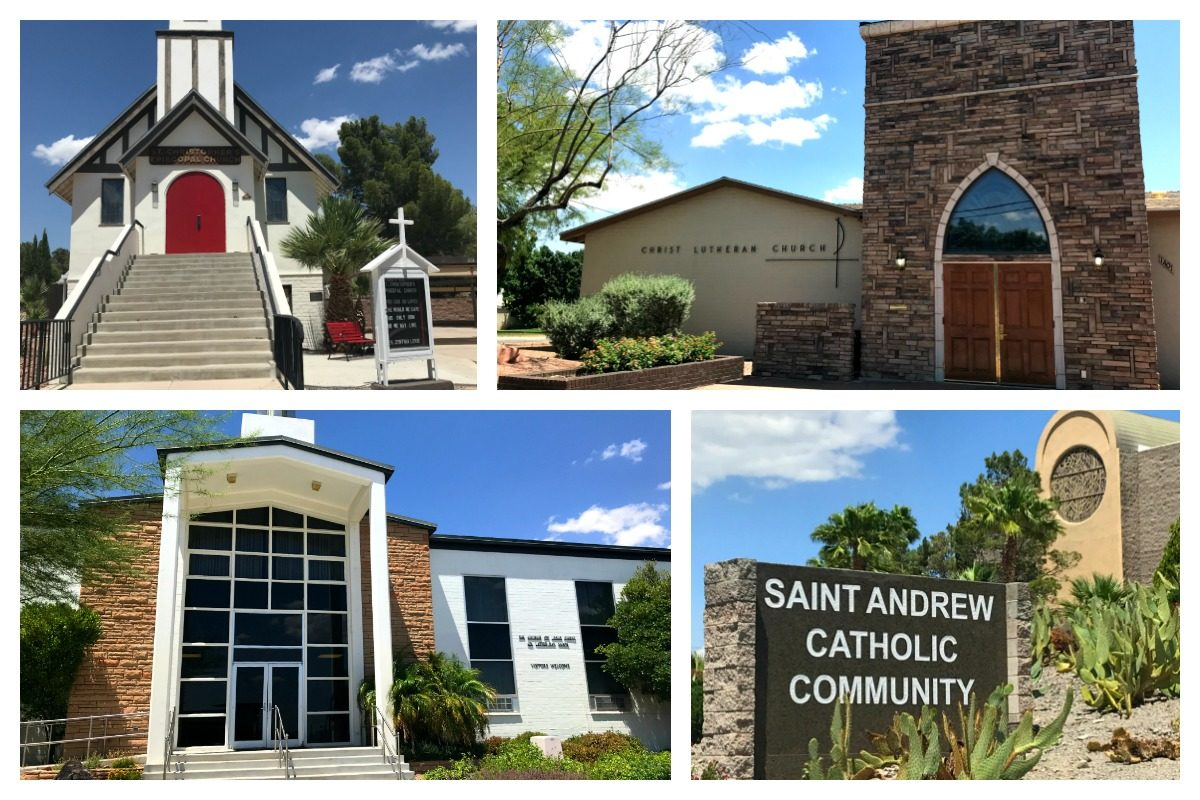 Churches Reopen Boulder City, Nevada
