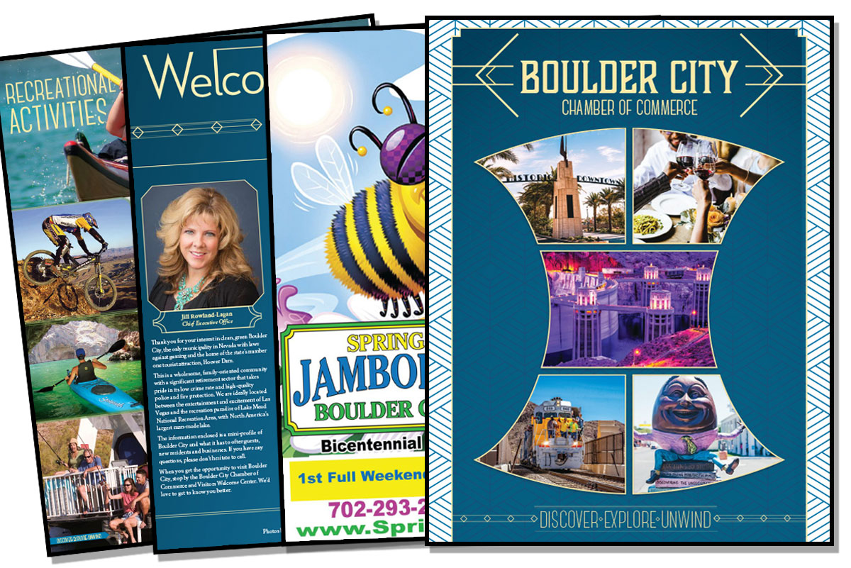 Relocation Visitor Guide Chamber Boulder City, Nevada