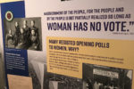 Museum Women's Vote Display Boulder City, Nevada