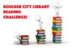 Library Reading Challenge Boulder City, NV