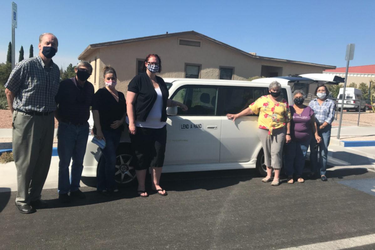 Lend A Hand Vehicle Boulder City, Nevada