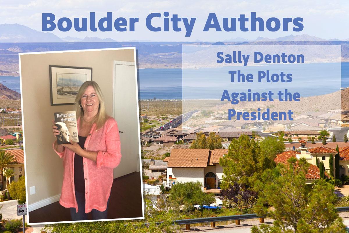 Local Author Sally Denton Boulder City, Nevada