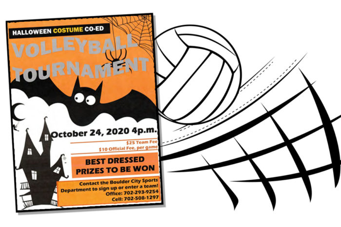 Adult Volleyball Costume Tourney Boulder City, Nevada