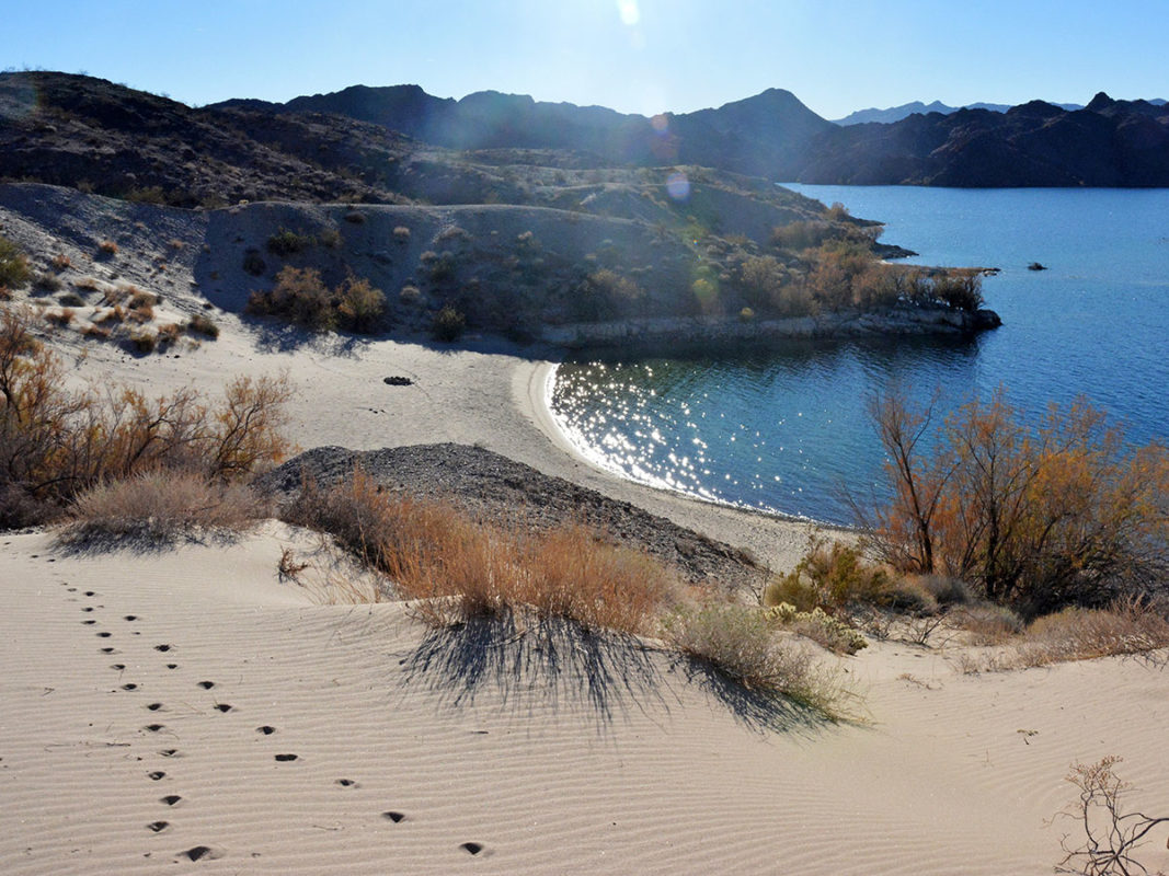 New Mojave Water Trail Area Boulder City, Nevada