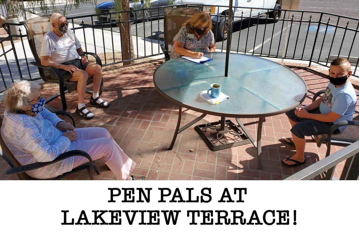 Pen Pals Lakeview Terrace Boulder City, Nevada