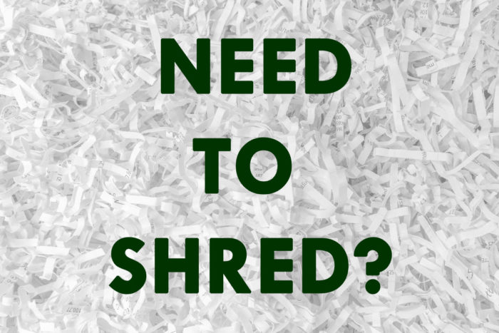 Shred Day Alternatives Boulder City, Nevada