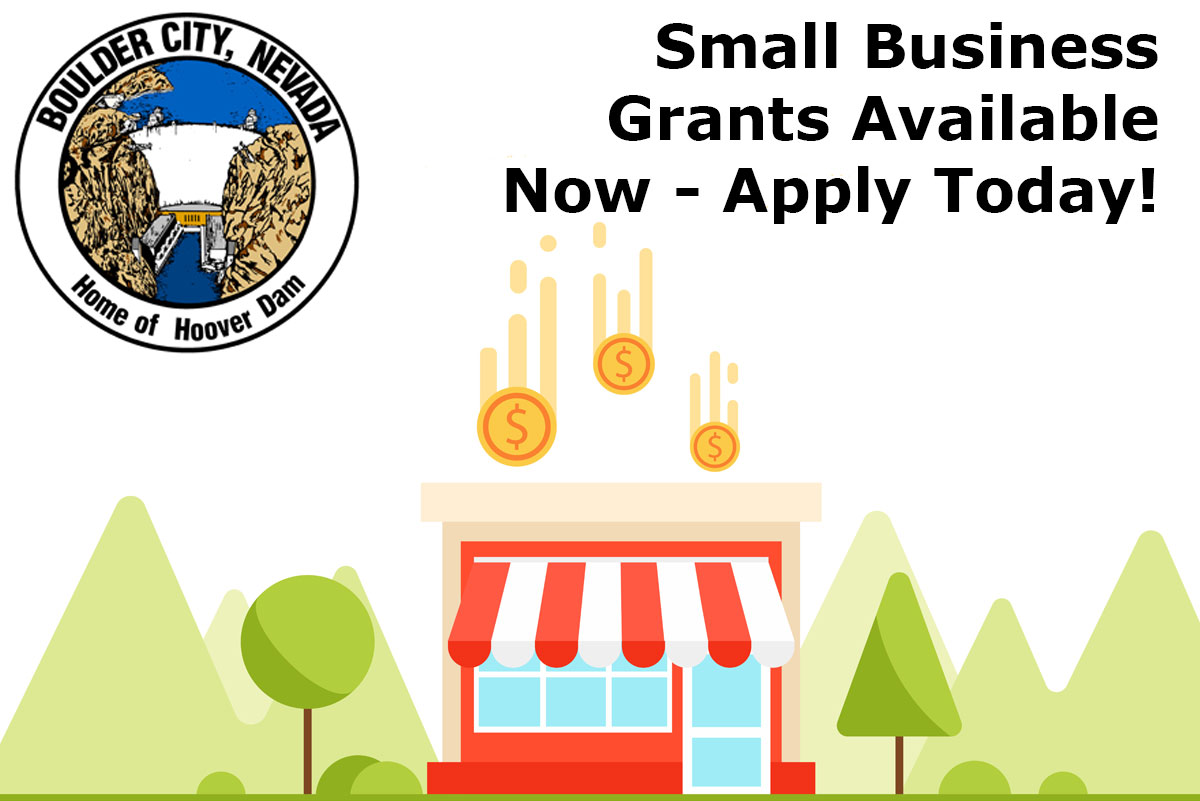 Small Business Grants Available Boulder City, Nevada
