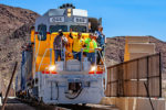 Train Rides Resume Boulder City, Nevada