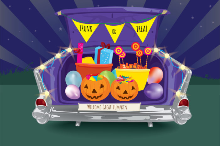 Trunk Or Treat Tonight Boulder City, Nevada