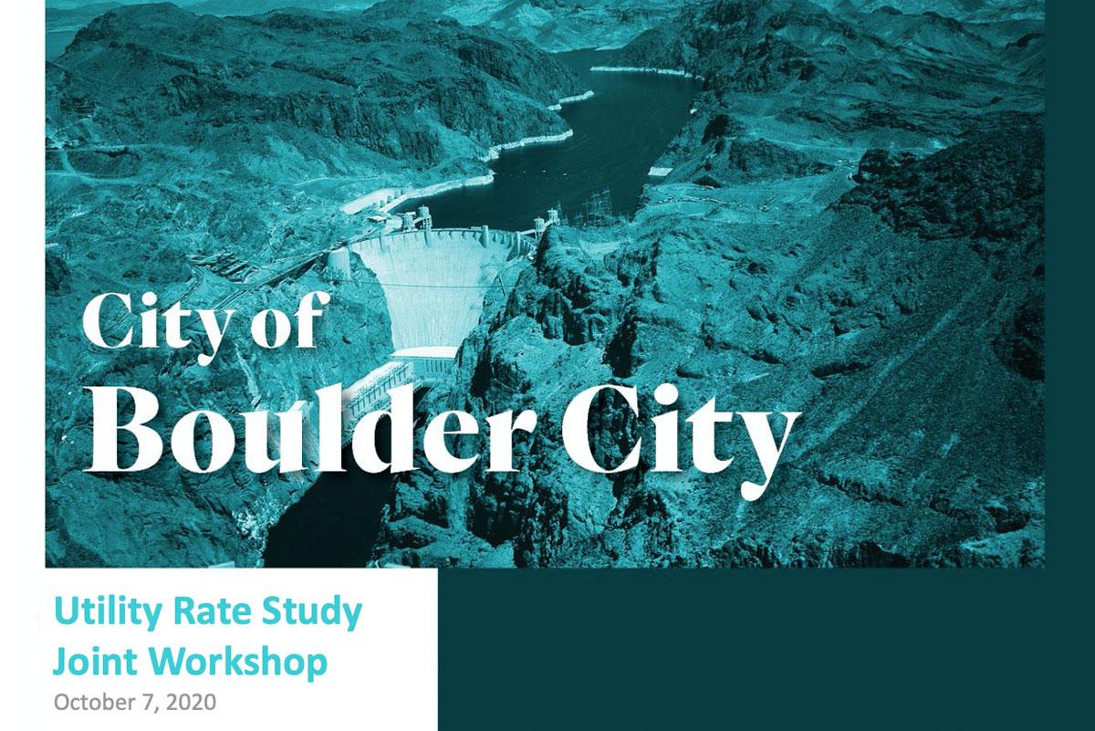 Utility Workshop Boulder City, Nevada