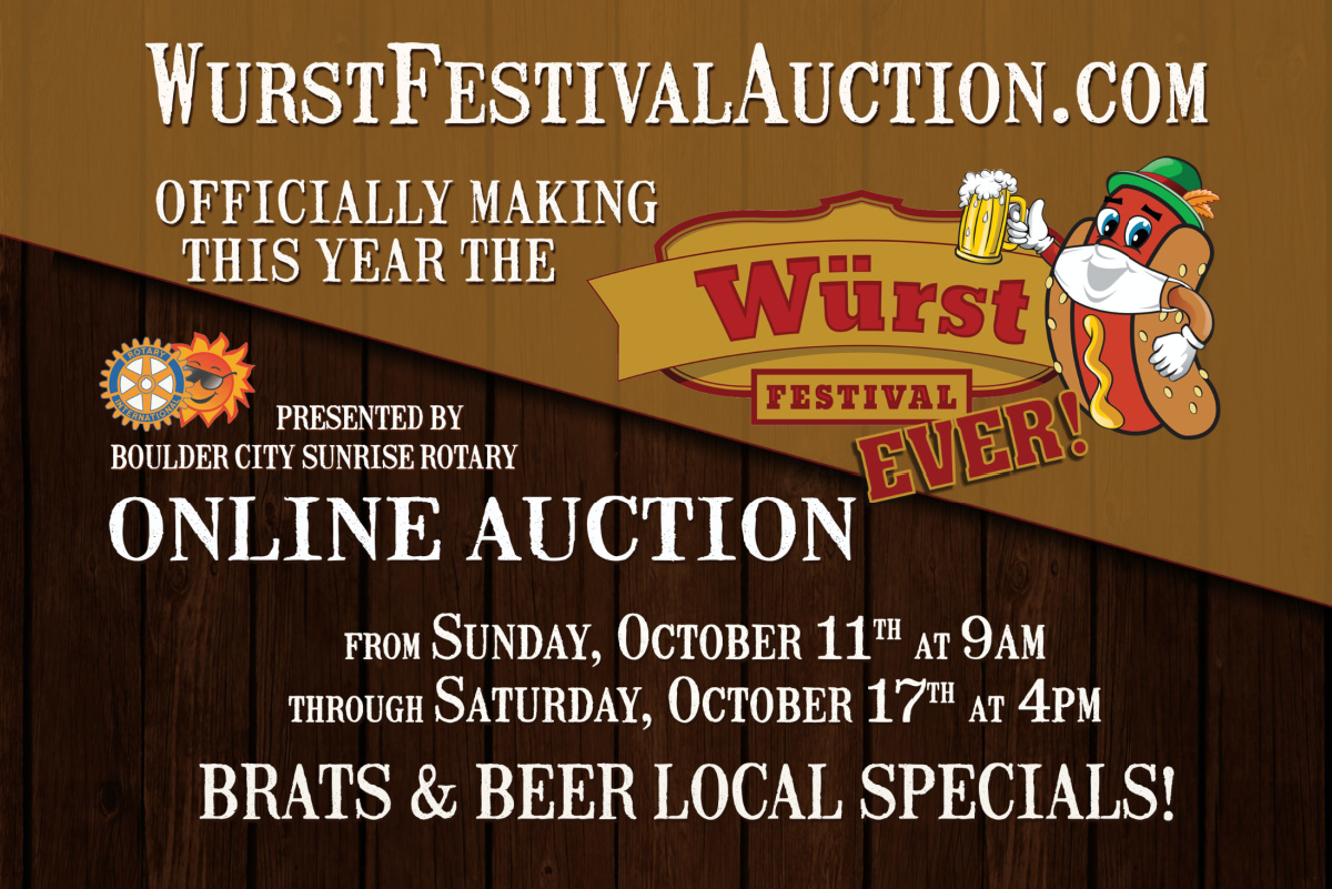 Wurst Festival Ever Boulder City, Nevada
