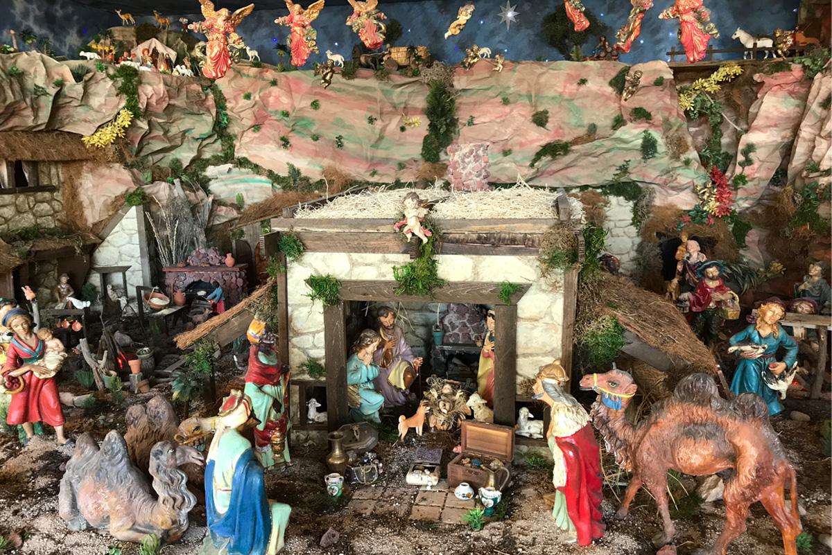 Angora Nativity 2020 Main Boulder City, Nevada