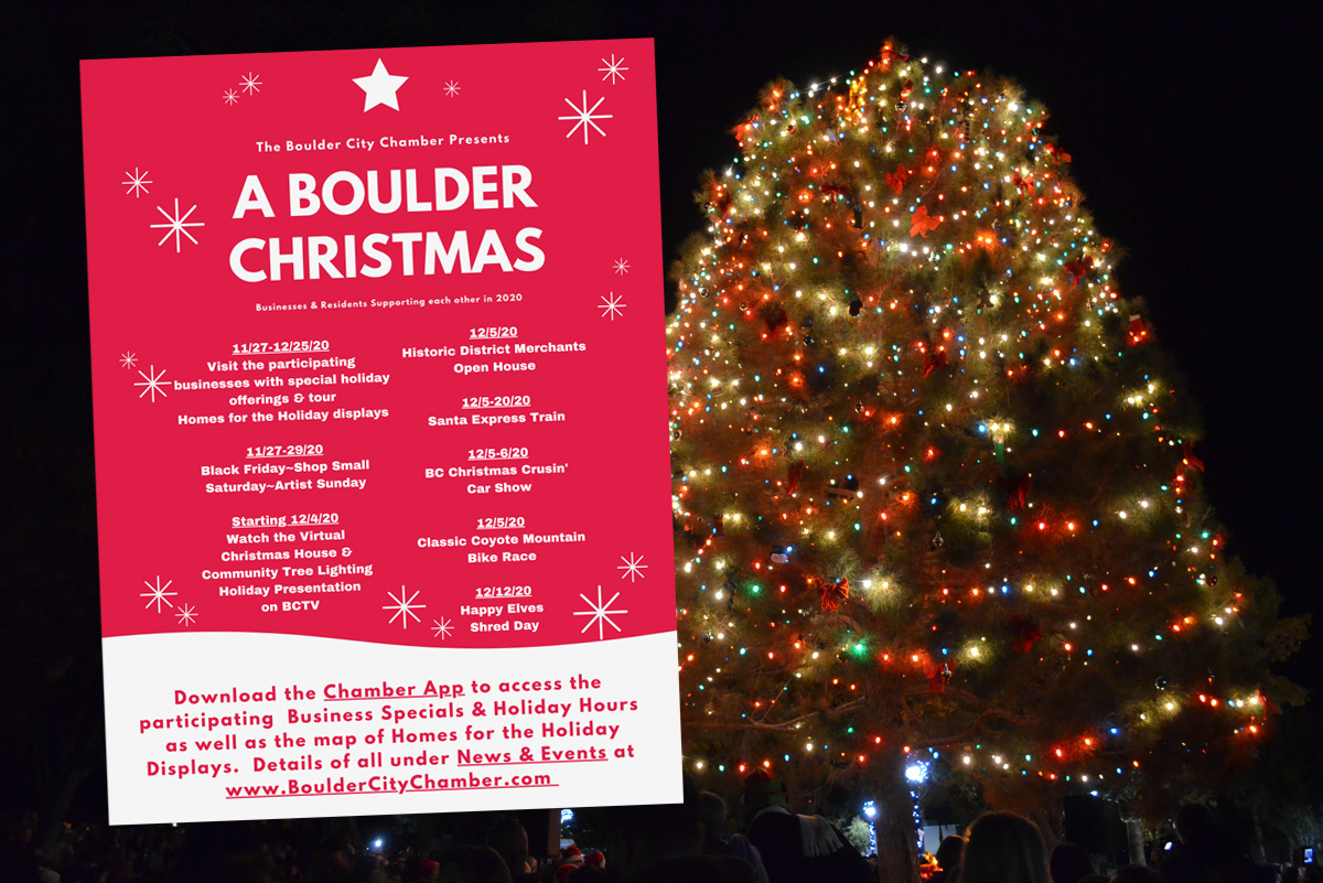 Boulder City, Nevada Christmas