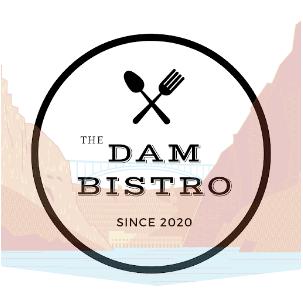 The Dam Bistro Logo Boulder City, Nevada