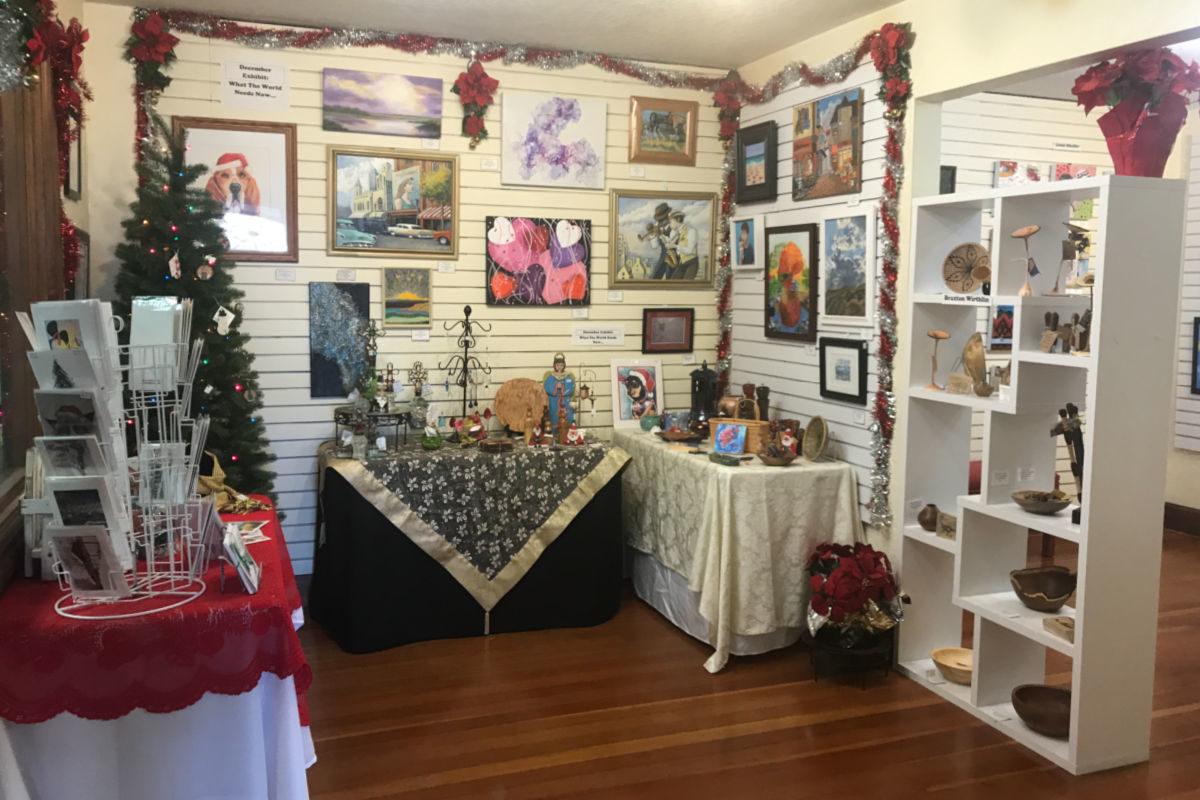Art Guild Holiday Sale Boulder City, Nevada
