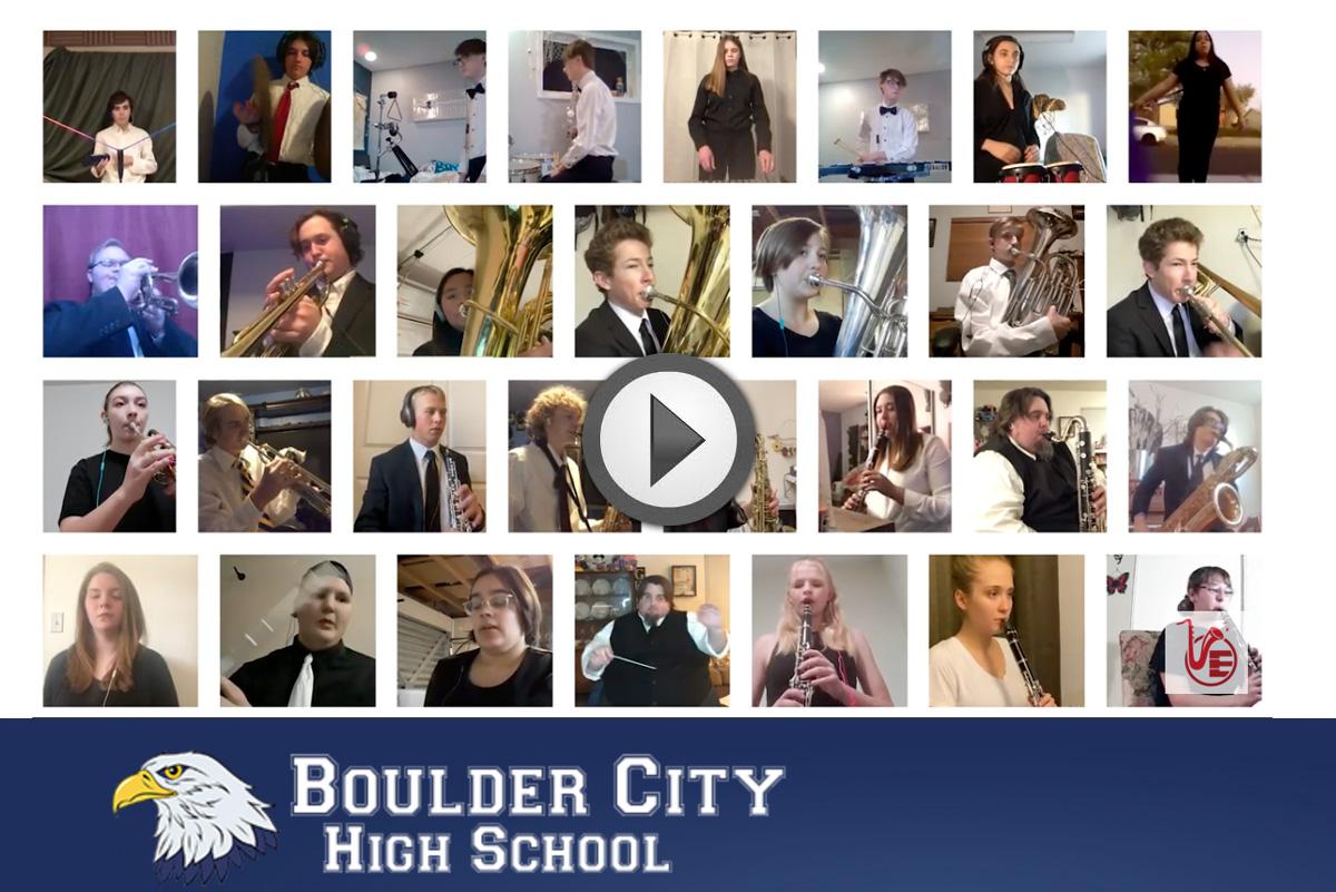 Boulder City, NV HS Musical Performance