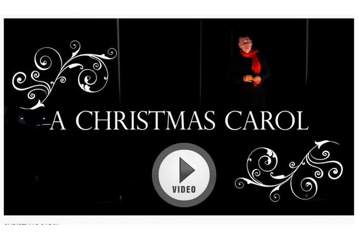 One Man Christmas Carol Boulder City, NV