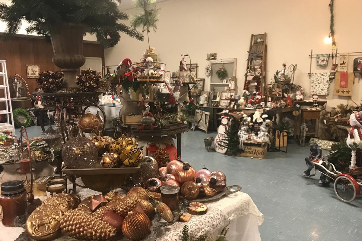 Christmas Store Boulder City, Nevada