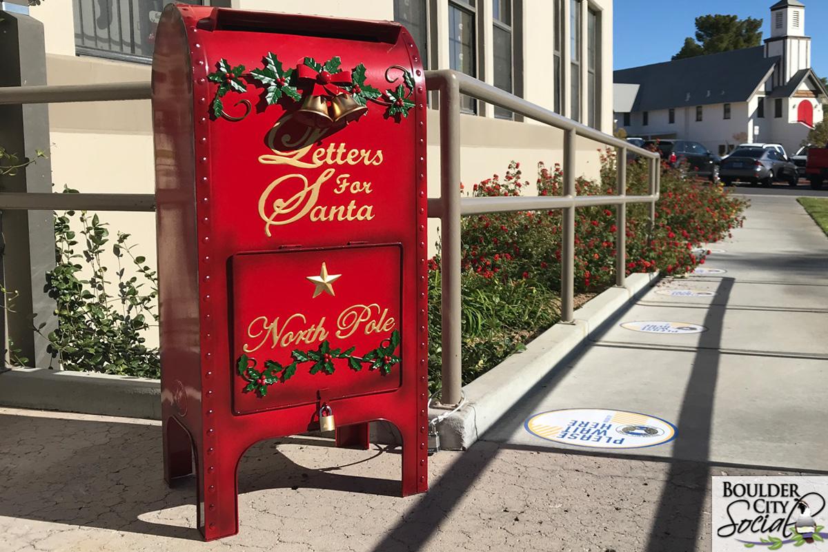 Letters For Santa Boulder City, Nevada