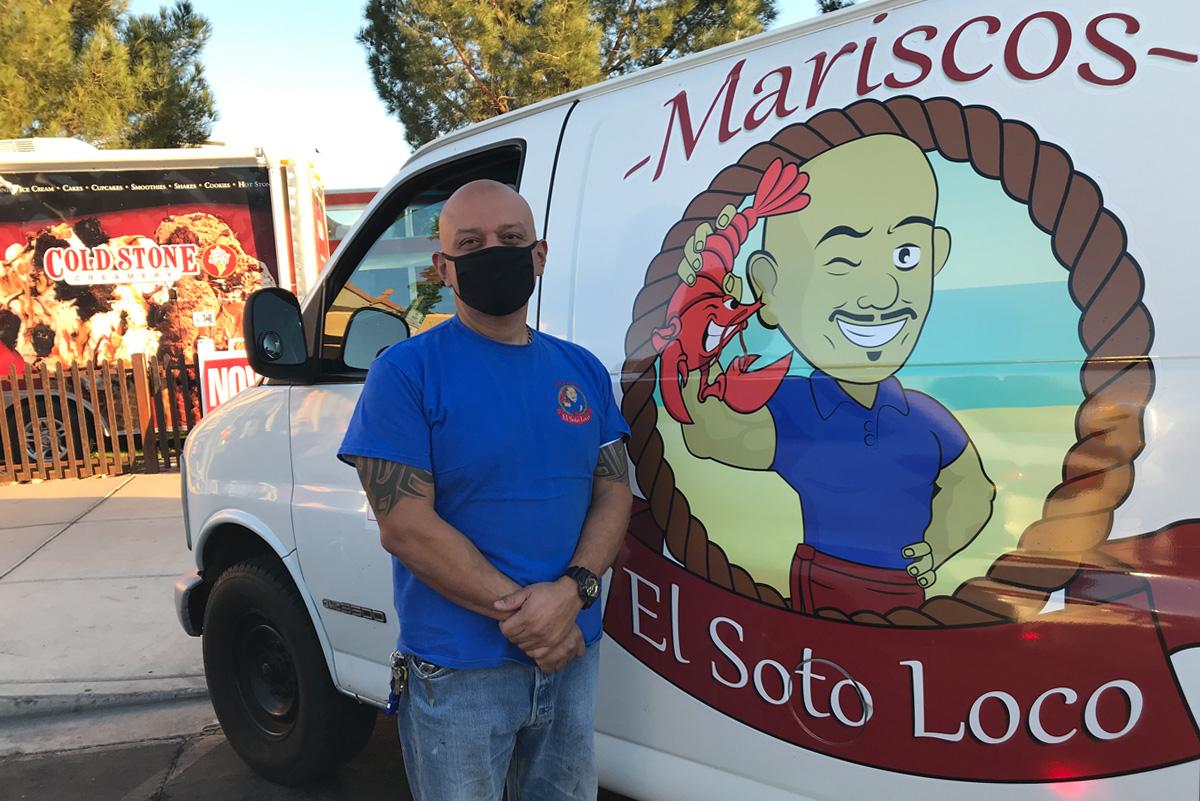 Mariscos El Soto Loco Boulder City, Nevada