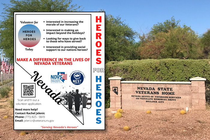 Nevada Vets Home Heros Boulder City, NV
