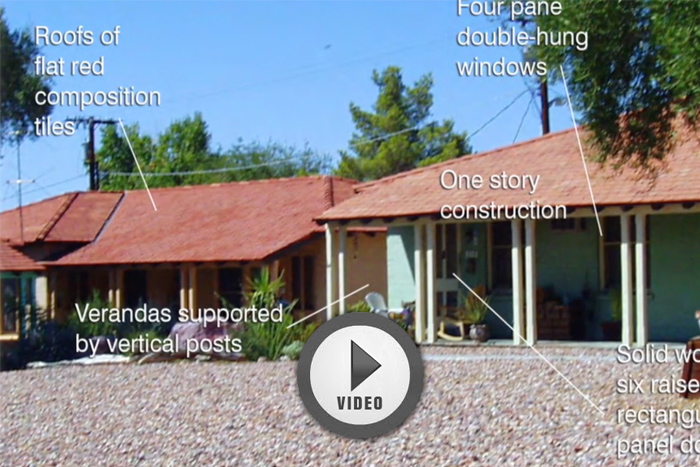 Historic Preservation Video #2 Boulder City, Nevada