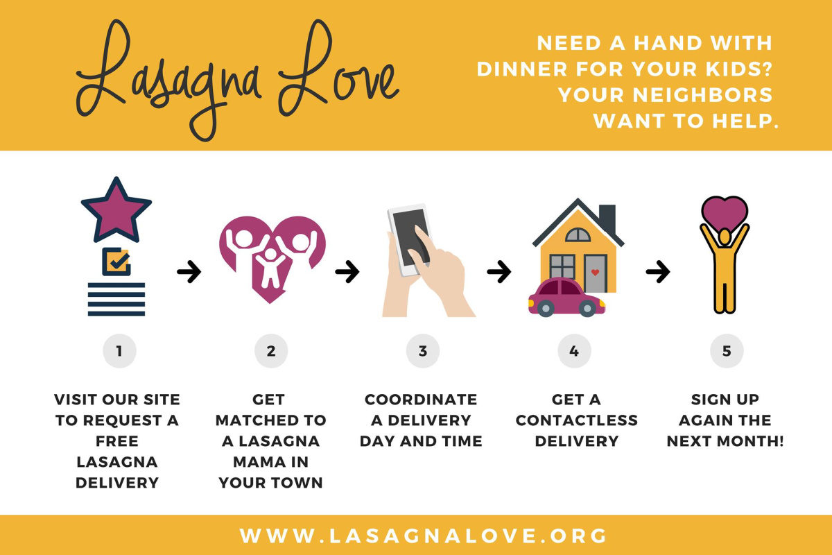 Lasagna Love Locals Boulder City, Nevada