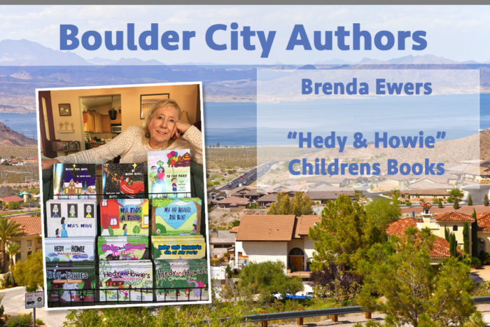 Local Authors Brenda Ewers Boulder City, Nevada
