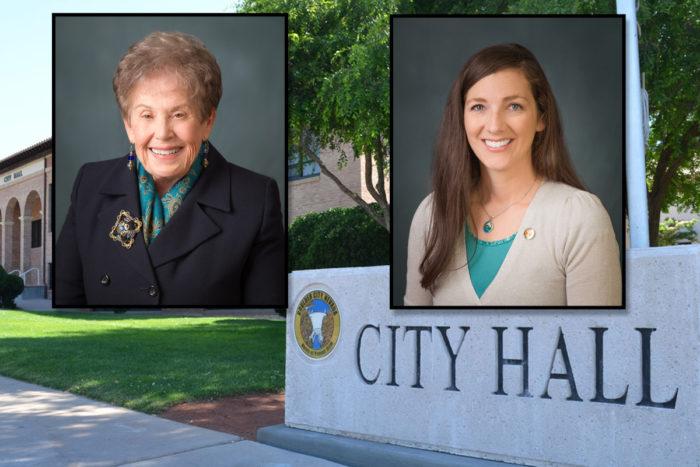 Two City Council Seats Election Boulder City, Nevada