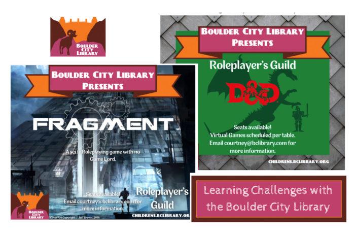Winter Programs Library Boulder City, Nevada