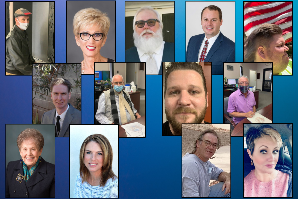 2021 City Council Candidates Boulder City, Nevada